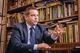 Франческо Альберті: «Холодна війна триває досі»