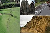 Новою Зеландією пройшлася серія землетрусів