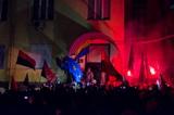 У Києві націоналісти розгромили офіс Медведчука