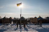 """Військові """"Донбасу"""" прийняли присягу в День Збройних сил України"""