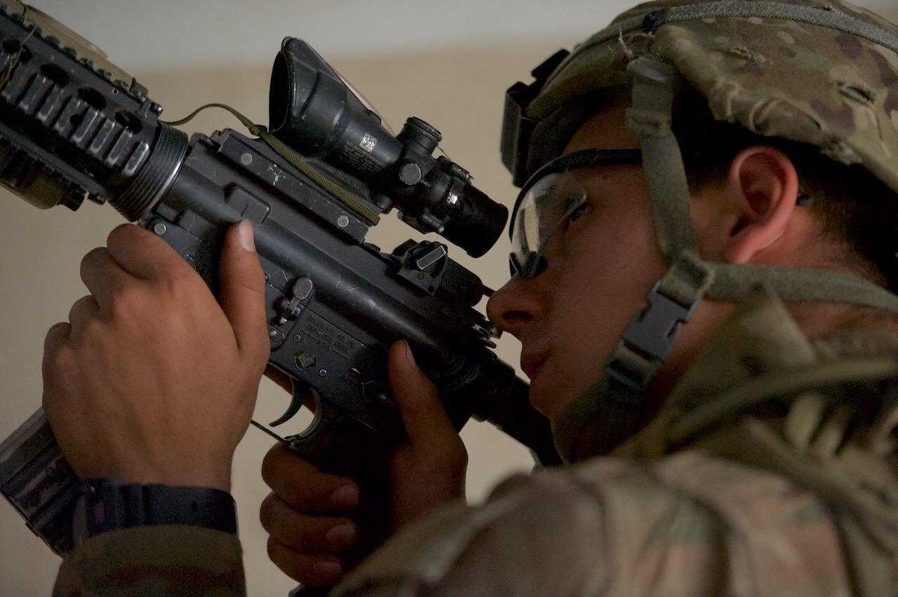 Гвинтівка М16