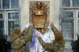 У Києві відкрили пам'ятну дошку Євгену Коновальцю