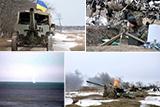 Артилерія українських ВМС в ході навчань відпрацювала ураження морських цілей