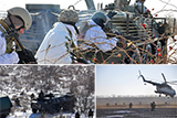Морська піхота в рамках навчань ВМС деблокувала аеродром