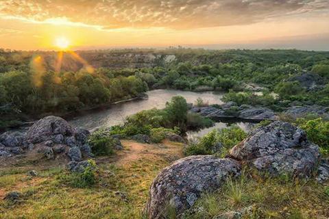 Мигія – мальовниче містечко на річці Південний Буг