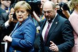 Зіграти на втомі від Меркель