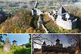 Невицький замок. Руїни які вражають пишністю