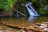 Гуркало — водоспад на Великій Річці