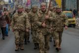 Марш на честь захисників Дебальцевого