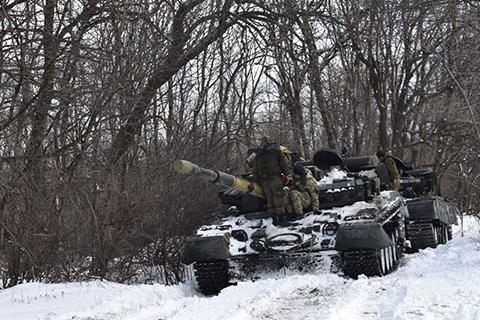 Танкісти ВДВ – «Сталевий молот перемоги»