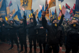 """У Києві пройшов масштабний """"Марш національної гідності"""""""