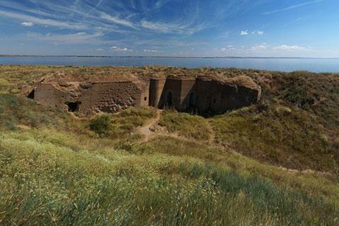 Острів Березань. Античне місто та невідома фортеця