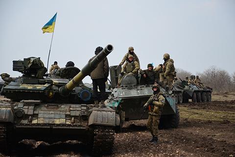 Механізовані підрозділи 92-ї омбр відбили напад умовного противника