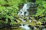 Водоспад Кудринець. Мальовничі сходинки Карпат