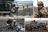 Злагодження підрозділів механізованої бригади на Львівщині