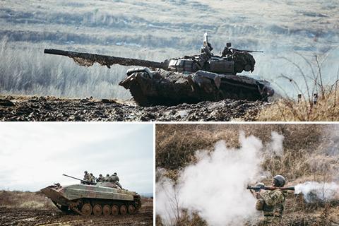 Військовослужбовці 128-ї окремої гірсько-піхотної бригади відновлюють боєздатність
