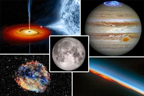 NASA склало рейтинг найбільш уподобаних світлин