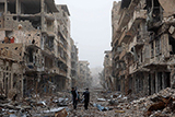 Світ про хімічну атаку в Сирії:  Осуд – лише пустослів'я