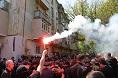 Бійки та розгром офісу в Херсоні на 1 травня