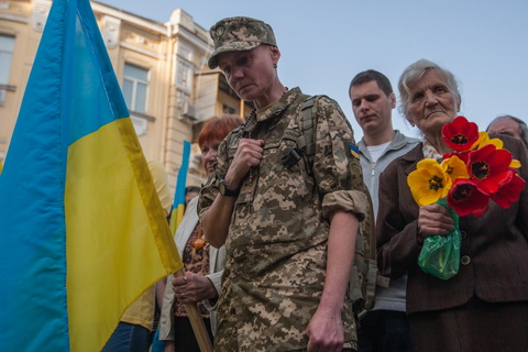 В Одесі вшановували пам'ять загиблих 2 травня