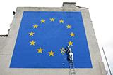 Бенксі vs Brexit, Нью-Йорк vs Трамп: нова хвиля політичних висловлювань у мистецтві