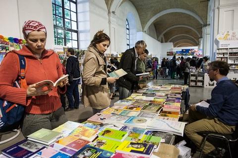У Києві відкрився Книжковий арсенал-2017