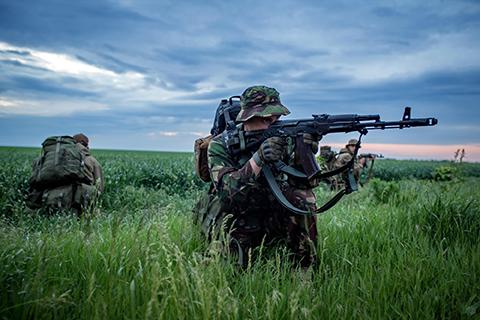 В оперативно-тактичному угрупуванні «Маріуполь» визначили найкращих