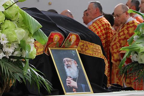 Любомира Гузара поховали у Києві
