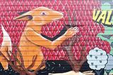 Графіті, мурали — велетенська родина стінопису