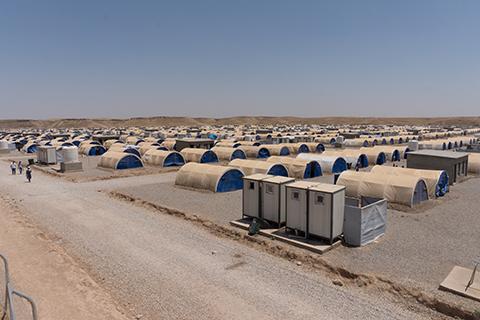Як живуть утікачі від «Ісламської держави»