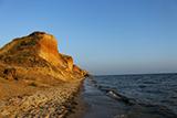 Херсонські гори: там де степ поєднується з морем