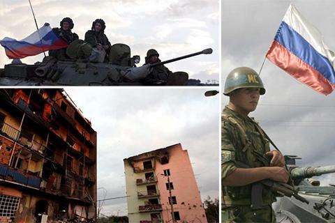 Війна в Грузії 08.08.2008 року