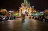 У Києві відбулося прощання з ветераном АТО Валентином Гонтарем, який загинув від вибуху гранати