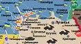 Бойовики зосередили обстріли на Луганському напрямку - карта