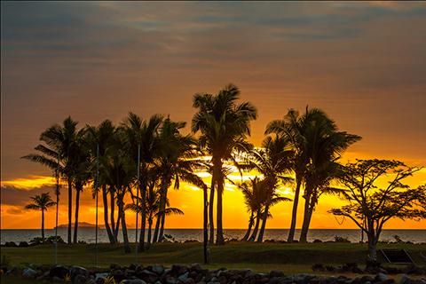 Фіджі. Захід сонця очима колишніх людожерів