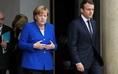 Меркель і Макрон закликали Порошенка й Путіна докласти зусиль для припинення вогню на Донбасі