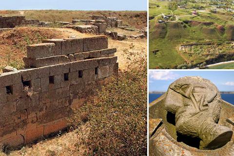 Ольвія. Стародавня Греція в Україні