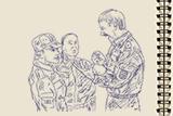 Три історії «ополченців»