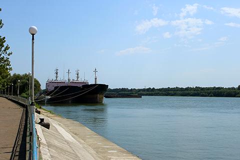 Ізмаїл: ворота в регіон Нижнього Дунаю