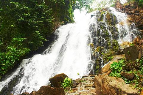 Іліган - місто величних водоспадів
