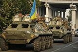 Українські ВМС здійснили поромну переправу і взяли під охорону і оборону важливі об'єкти