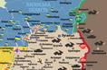 Терористи зосередили мінометні обстріли на Луганському напрямку — карта