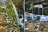 Каскади. Степові водоспади Центральної України