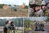 Змагання першості Сухопутних військ на кращу артилерійську батарею