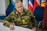 Одд Еґіл Педерсен: «Ми хотіли б максимально уважно розглянути ваш досвід антитерористичної операції на Донбасі»
