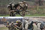 Миколаївські десантники підвищують бойову майстерність