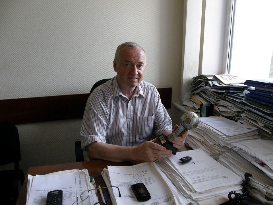 На 79-му році життя помер тренер та футбольний функціонер київського
