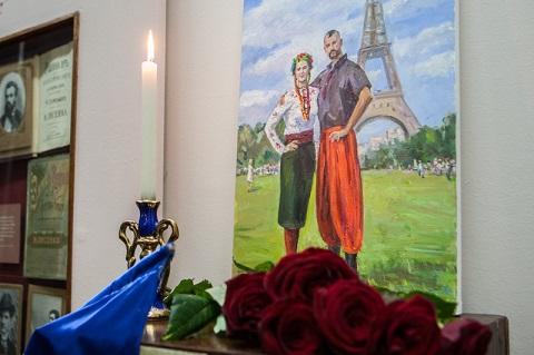 У Києві пройшов вечір пам'яті Василя Сліпака