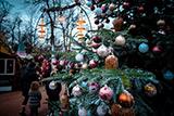 Найкращі різдвяні ярмарки Європи