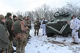 Командири українських підрозділів удосконалили вміння діяти в різних видах бою